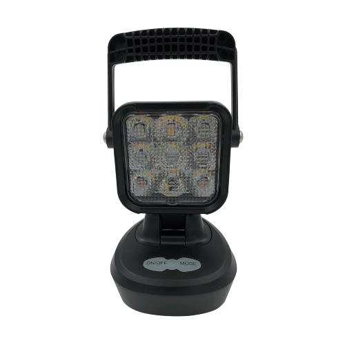 PHARE DE TRAVAIL AUTONOME  LED BASE MAGNETIQUE